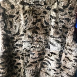What Goes Around Comes Around Jackets & Coats - What Goes Around Comes Around Rabbit Fur Vest